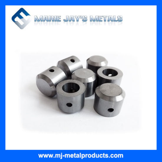 Tungsten Carbide Nozzles with Two Holes on Sides pictures & photos