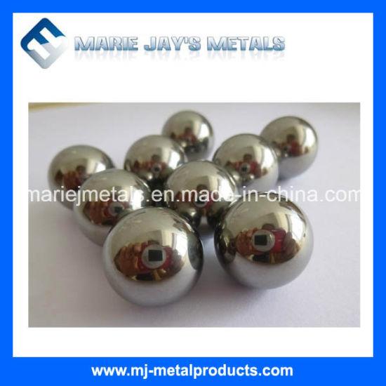 Bearing Cemented Tungsten Carbide Ball/Cemented Carbide Balls pictures & photos