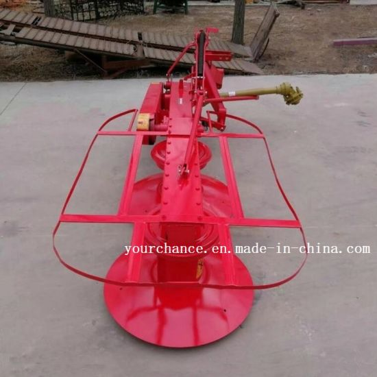 High Quality Dm135 1350mm Cutting Width Rotary Drum Mower with Ce Certificater for Sale pictures & photos