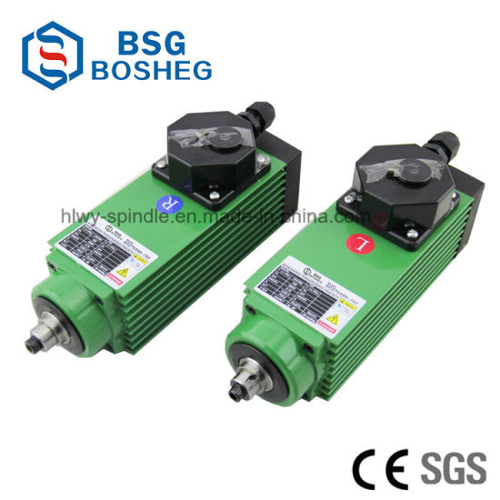 750W Sealing Side Spindle Edge Band Spindle Air Cooling Spindle pictures & photos