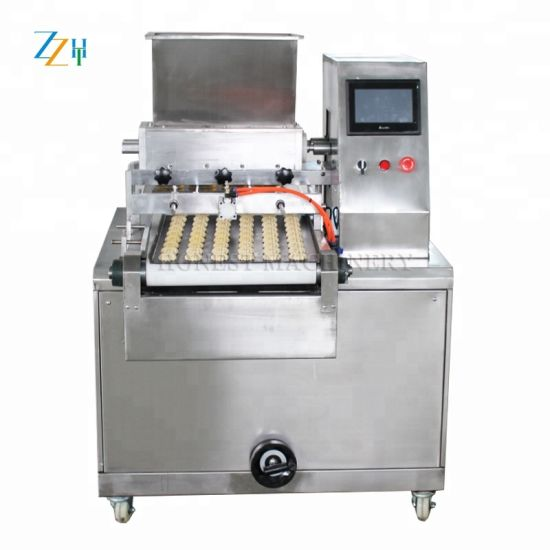 Single Color Cookies Making Machine/ Small Biscuit Machine pictures & photos