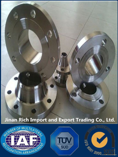 Forging 316L Stainless Steel Flange pictures & photos