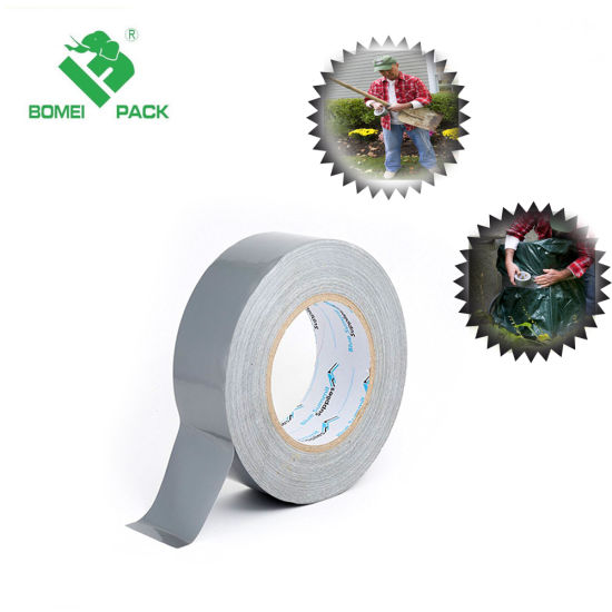 Factory Supply High Quantity Sliver Cloth Duct Tape pictures & photos
