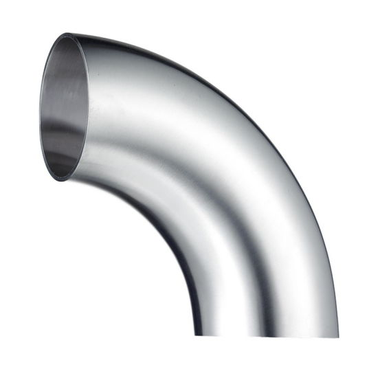 A270 AISI 316L Sanitary Equal Elbow, Long 90 Degree Sanitary Elbow pictures & photos