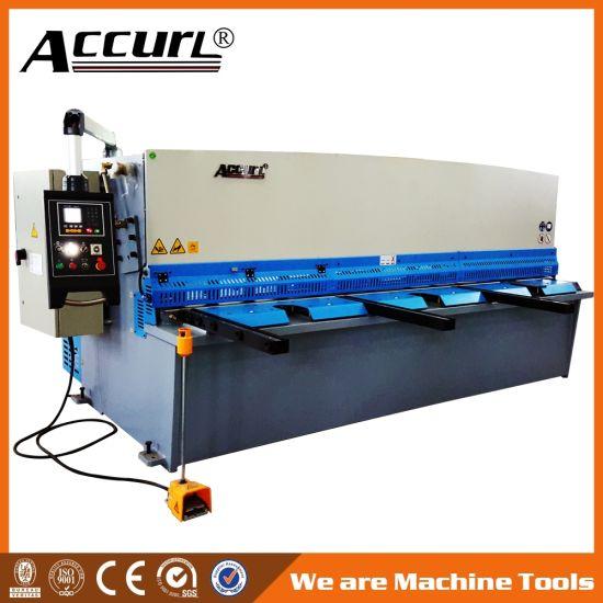 Guillotine Steel Cutting Machine, Metal Sheet Cutting Machine pictures & photos