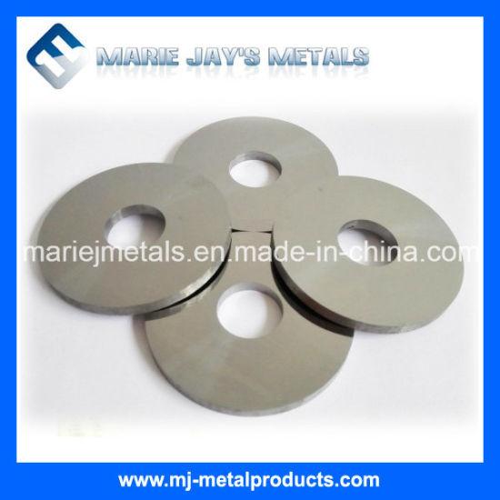Tungsten Carbide Saw Blade Blanks K10-K30 pictures & photos
