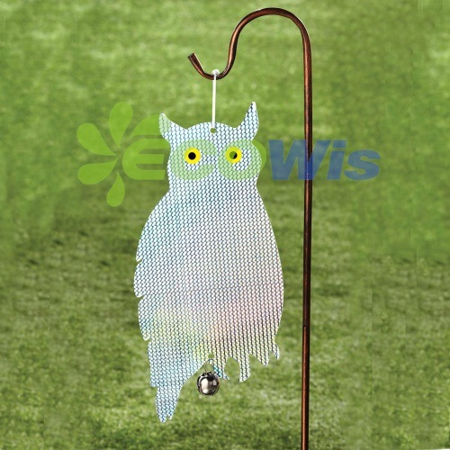 Holographic Guardian Owl, Owls Deterrent Repellent pictures & photos