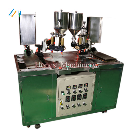 Electric Semi-Automatic Egg Roll Making Machine pictures & photos