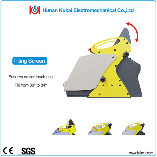 Qualified Locksmith Tools Full Automatic Key Cutting Machine Sec-E9 pictures & photos