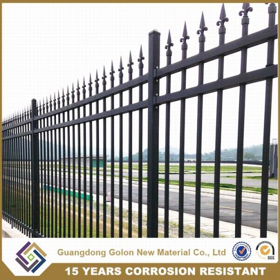 Ornamental Iron Fence Designs pictures & photos