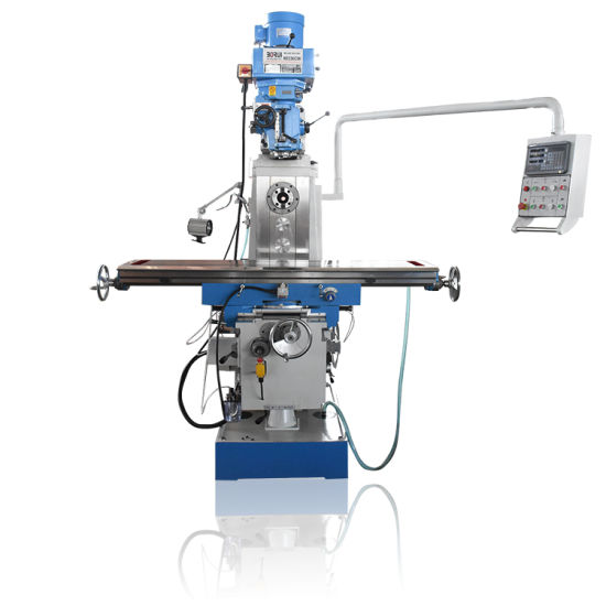 X6336 3axis Horizontal Turret Fresadora Milling Machine 110V pictures & photos