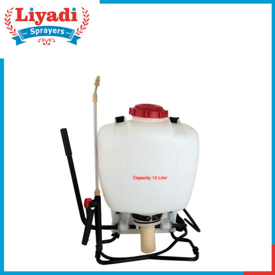 15L Hand Manual Backpack Sprayer pictures & photos