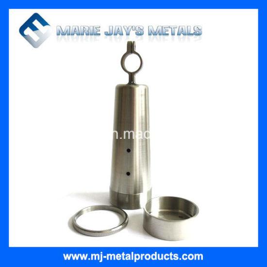 Titanium CNC Machining Parts with High Quality pictures & photos