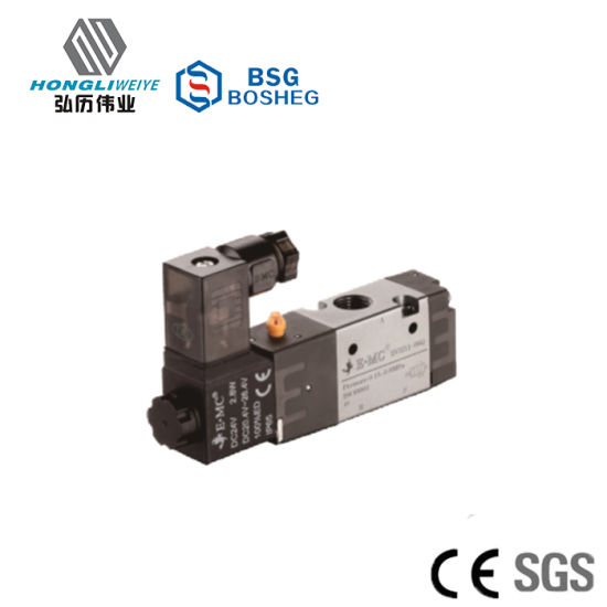 V Series Standard Low Power Solenoid Valve 2/2 Way pictures & photos
