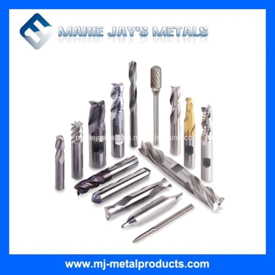 Solid Carbide Milling Cutter Ball Nose End Mills pictures & photos