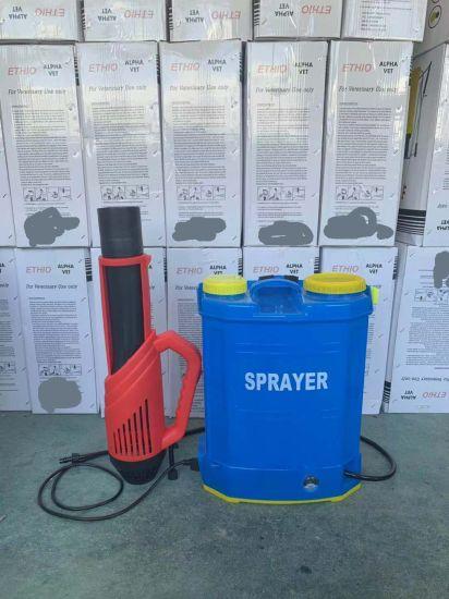 Electric Air Blower Sprayer Wind Pressure Mist Blower pictures & photos