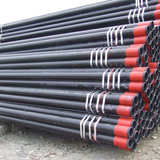 "LC Bc K55 9 5/8"" API 5CT Steel Casing Pipe pictures & photos"
