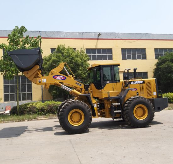 ACTIVE Brand AL950E 5ton Construction Machinery with 162kw Shangchai Engine for Sale pictures & photos