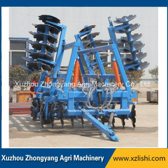 6.3m Extra Heavy Duty Disc Harrow for 300HP Tractor pictures & photos