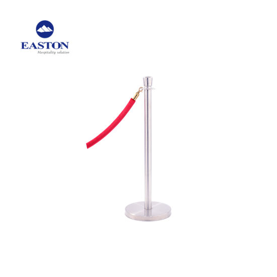 Hotel Stainless Steel Stanchion pictures & photos