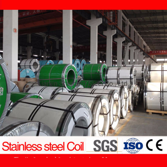 No. 4 Stainless Steel Coil (201 202 430 409L) pictures & photos