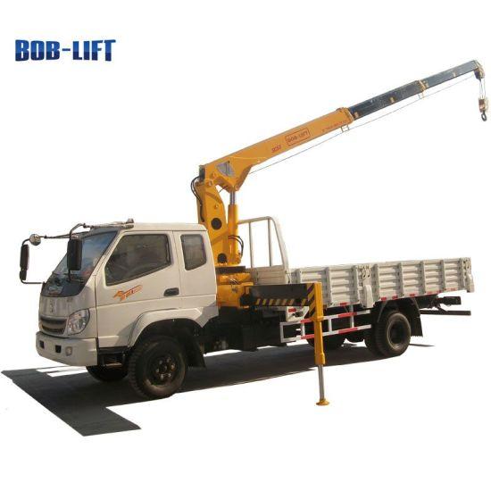 Used Mini Crane Truck 5 Ton in Dubai pictures & photos