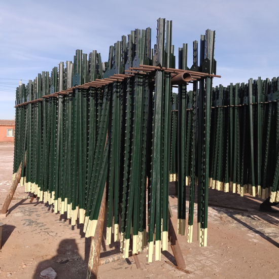 Y Shape Galvanized Fence Post for Fence Panels pictures & photos