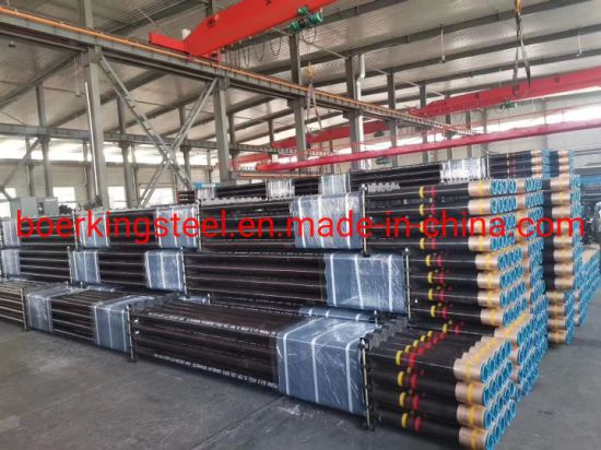 J55/K55/L80/R95/N80/C90/T95/C110/P110/Q125 Steel Oil Drilling Casing Pipes for OCTG pictures & photos