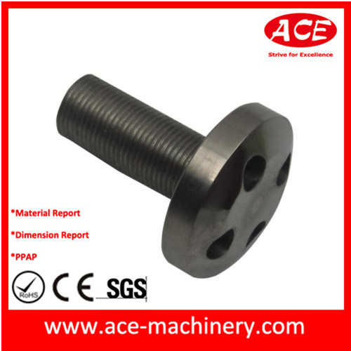 CNC Machining of Thread Bolt pictures & photos
