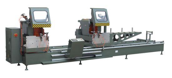 Aluminum CNC Double Head Cutting Machine Kt-383FC pictures & photos