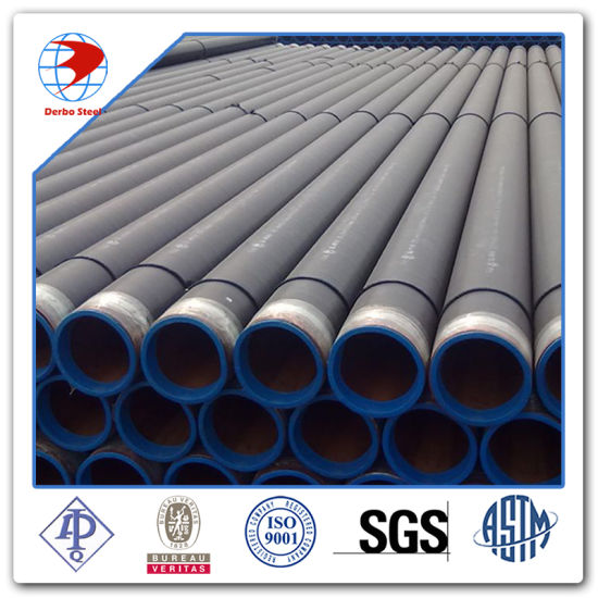 Form E Available API 5L Grade B 3layer PE Coated Steel Line Pipe pictures & photos