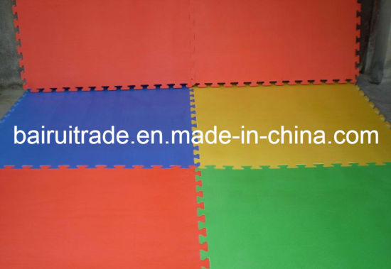 EVA Foam Mat Interlocking EVA Foam Tiles for Export pictures & photos