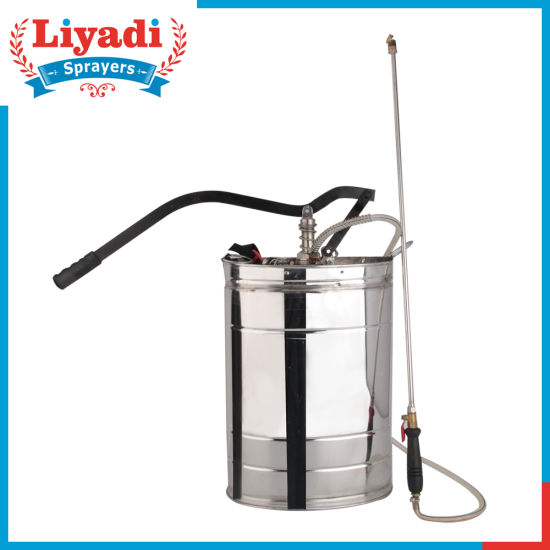 16L Knapsack Stainless Steel Hand Sprayer pictures & photos