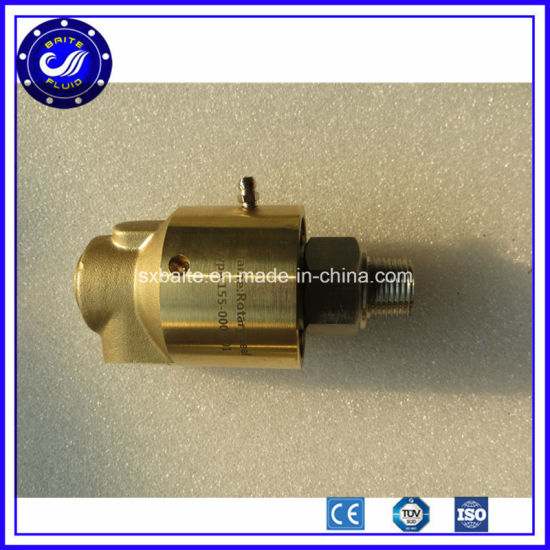 """3/4"""" NPT Hydraulic Copper Fittings Machinery Water Rotary Union pictures & photos"""
