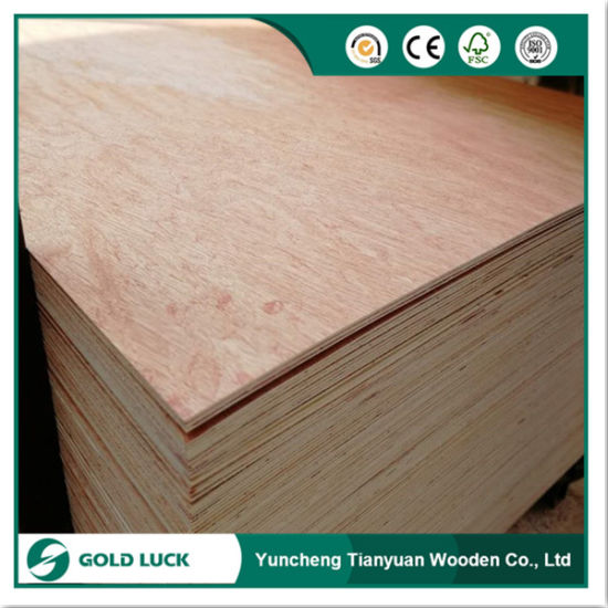 3.5mm Bintangor Face Packing Grade Plywood for Philippines Market pictures & photos
