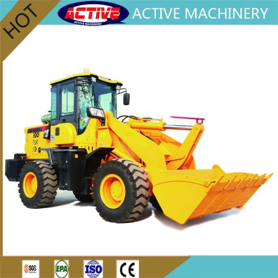 AL926C 2ton High Quality mini wheel Loader with cheap and low price pictures & photos