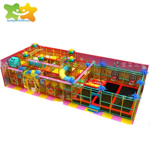 Large Shopping Mall Supermarket Children′s Indoor Playground Equipment Kids Toy pictures & photos