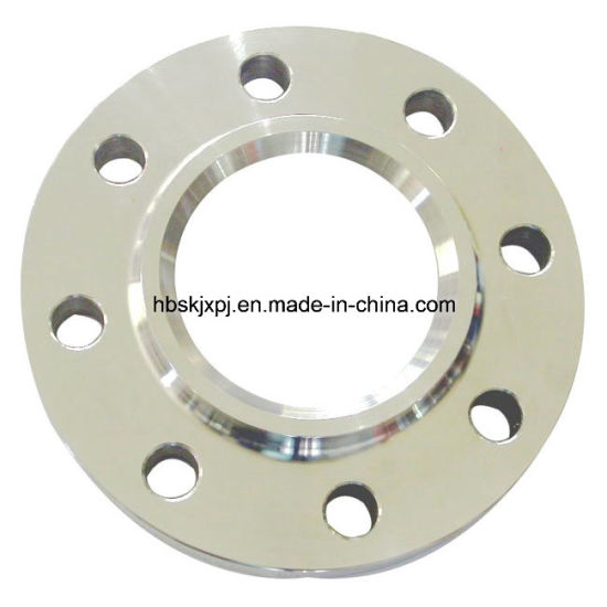 Carbon Steel Forged Welding Flange, ANSI B 16.5 Flange pictures & photos