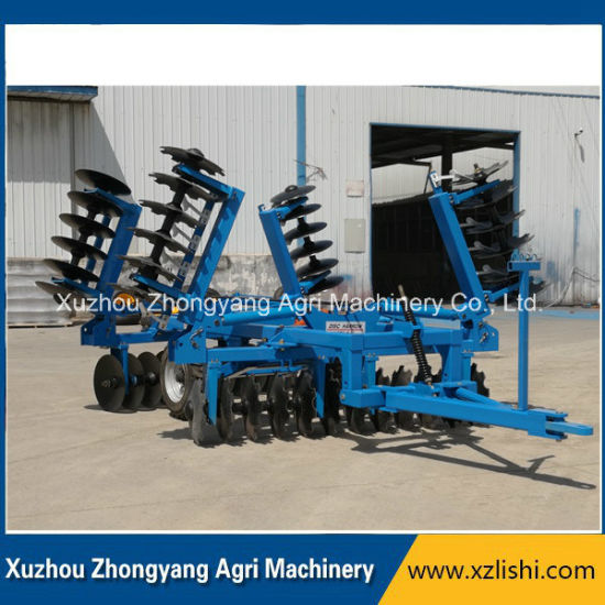 5.3m Folding Middle Duty Disc Harrow pictures & photos