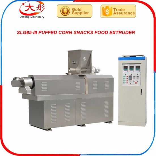 Expanded Snack Food Extruder Machine pictures & photos