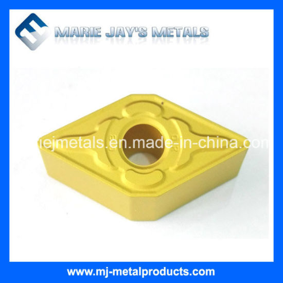 Coated Tungsten Carbide Cutting Inserts Cemented Carbide Turning Inserts pictures & photos