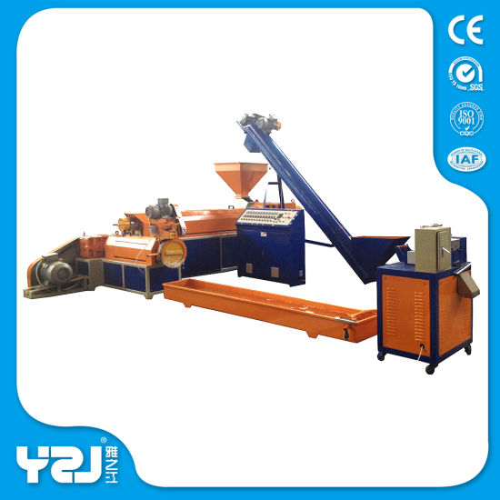 Agricultural Film Recycling Pelletizing Machine pictures & photos