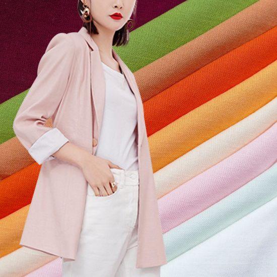 5%Spandex 95%Tencel Fabric for Pants Suit Blouse pictures & photos