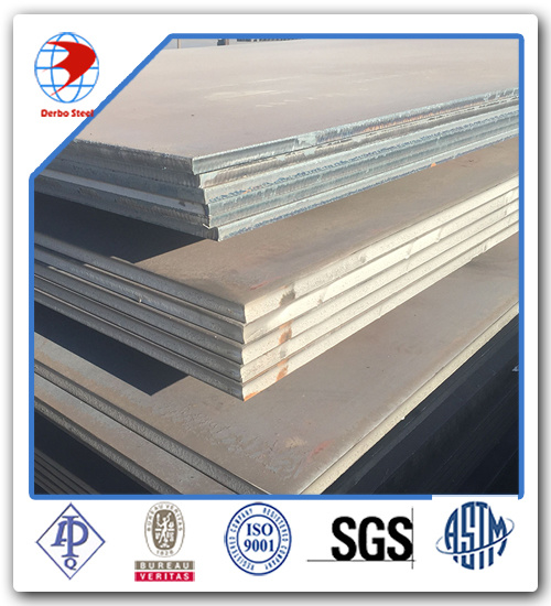 ASTM A572 Gr. 50 Steel Plate pictures & photos