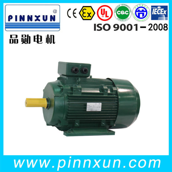 Ye2 Series High Efficiency Teco Induction Motor pictures & photos