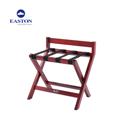 Hotel Wooden Luggage Rack pictures & photos