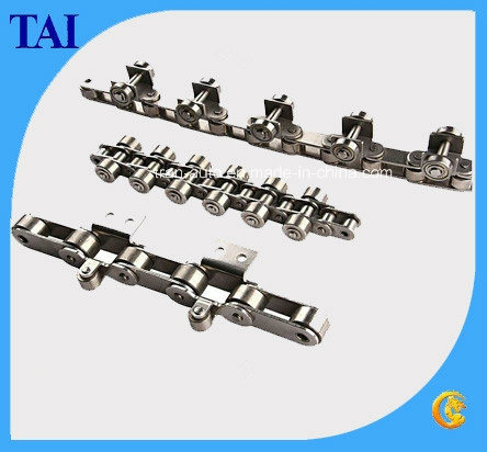 Stainless Steel Top Roller Conveyor Chain (80-TR) pictures & photos