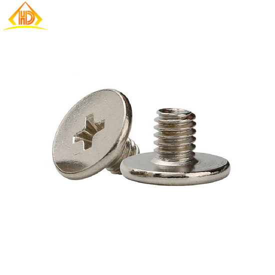 Zinc Plated Fastener Binding Post Screw pictures & photos