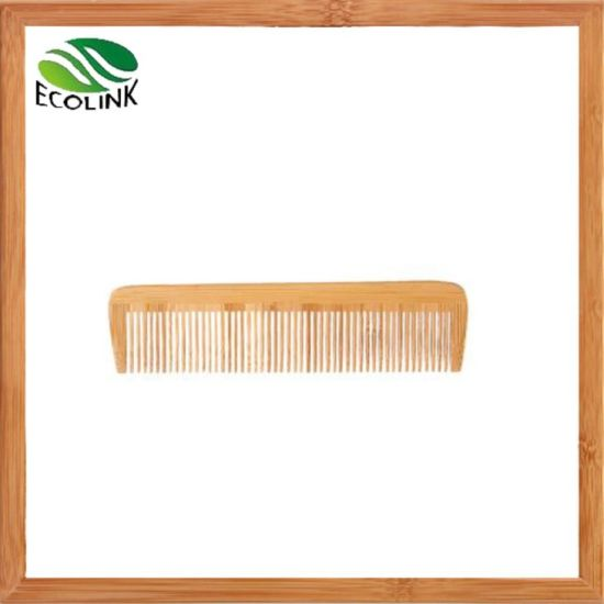 Handcrafted Wood Bamboo Massage Hair Comb pictures & photos