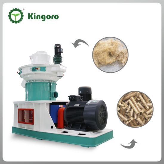 Automatic Lubrication Wood Pellet Mill pictures & photos
